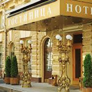 Гостиницы Троицка