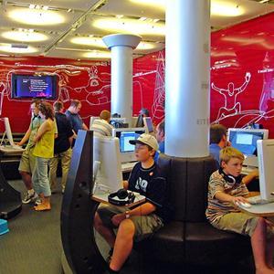 Интернет-кафе Троицка