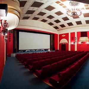Кинотеатры Троицка