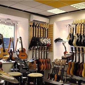 Музыкальные магазины Троицка