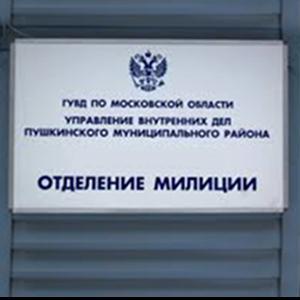 Отделения полиции Троицка