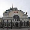 Железнодорожные вокзалы в Троицке