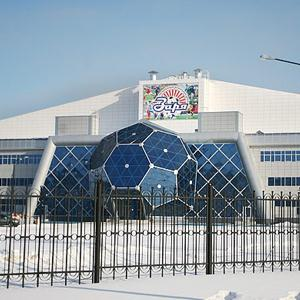 Спортивные комплексы Троицка